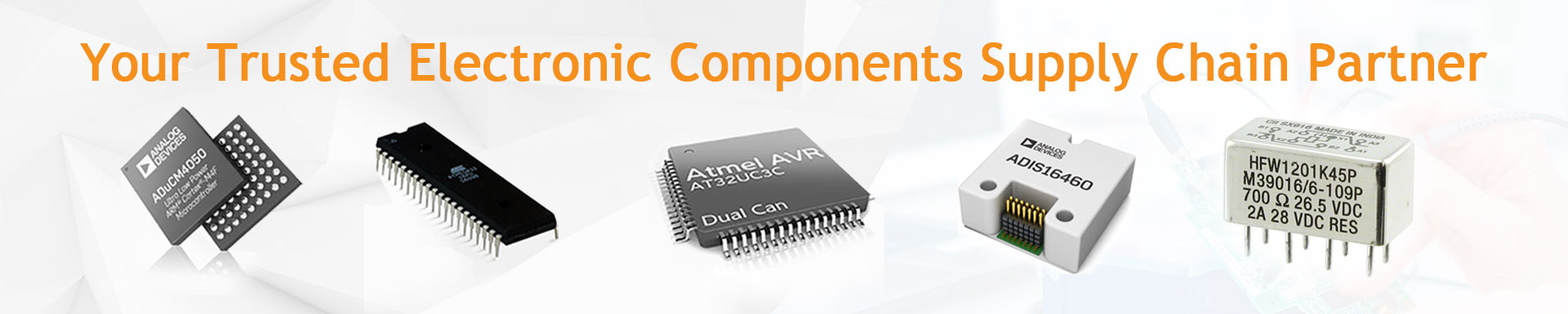 Hard to Find Electronic Components